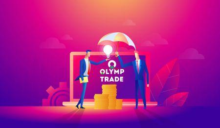 كيفية الانضمام إلى برنامج الإحالة وتصبح شريكًا في Olymp Trade