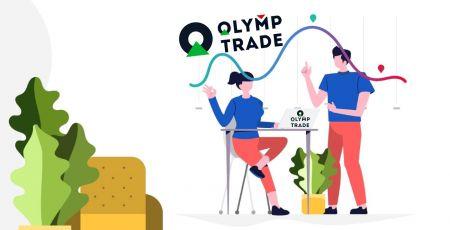 كيفية التداول في Olymp Trade