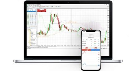 الرافعة المالية 1: 500 وسيط تداول Olymp Trade مع MetaTrader 4 (MT4)