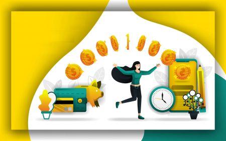 كيفية سحب الأموال وإيداعها في Olymp Trade