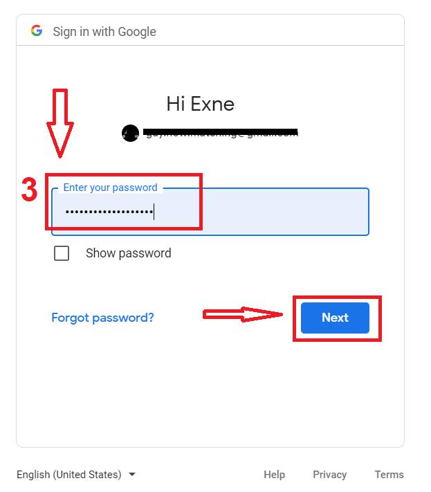 كيفية التسجيل وحساب تسجيل الدخول في Olymp Trade